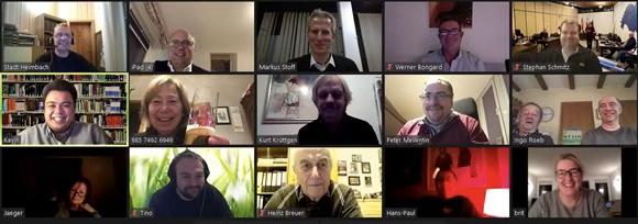 1. Fraktionssitzung 2021